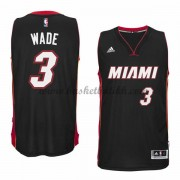 Miami Heat 2015-16 Dwyane Wade 3# Road NBA Basketball Drakter..