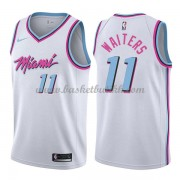Miami Heat NBA Basketball Drakter 2018 Dion Waiters 11# City Edition..