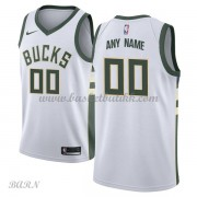 Barn Basketball Drakter Milwaukee Bucks 2018 Association Edition Swingman..