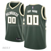 Barn Basketball Drakter Milwaukee Bucks 2018 Icon Edition Swingman..