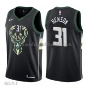 Barn Basketball Drakter Milwaukee Bucks 2018 John Henson 31# Statement Edition Swingman..