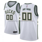 Milwaukee Bucks NBA Basketball Drakter 2018 Association Edition..