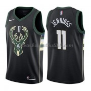 Milwaukee Bucks NBA Basketball Drakter 2018 Brandon Jennings 11# Statement Edition..