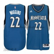 Barn Basketball Drakter Minnesota Timberwolves 2015-16 Andrew Wiggins 22# Road
