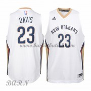 Barn Basketball Drakter New Orleans Pelicans 2015-16 Anthony Davis 23# Hjemme