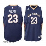 Barn Basketball Drakter New Orleans Pelicans 2015-16 Anthony Davis 23# Road..