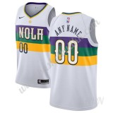 Barn Basketball Drakter New Orleans Pelicans 2019-20 Hvit City Edition Swingman Drakt