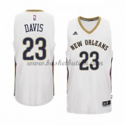 New Orleans Pelicans NBA Basketball Drakter 2015-16 Anthony Davis 23# Hjemme Drakt..