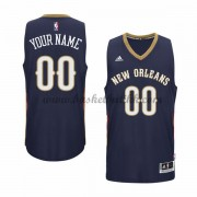 New Orleans Pelicans NBA Basketball Drakter 2015-16 Road Drakt..