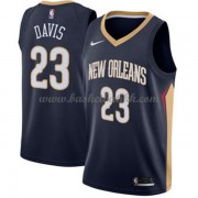 New Orleans Pelicans NBA Basketball Drakter 2018 Anthony Davis 23# Icon Edition..