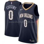 New Orleans Pelicans NBA Basketball Drakter 2018 DeMarcus Cousins 0# Icon Edition..