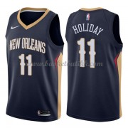 New Orleans Pelicans NBA Basketball Drakter 2018 Jrue Holiday 11# Icon Edition..