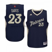 New Orleans Pelicans Basketball Drakter 2015 Anthony Davis 23# NBA Julen Drakt..