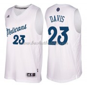 New Orleans Pelicans Basketball Drakter 2016 Anthony Davis 23# NBA Julen Drakt..