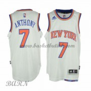 Barn Basketball Drakter New York Knicks 2015-16 Carmelo Anthony 7# Hjemme..