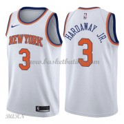 Barn Basketball Drakter New York Knicks 2018 Tim Hardaway Jr. 3# Association Edition Swingman..