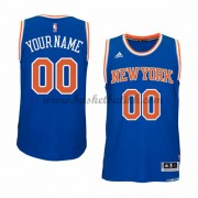 New York Knicks NBA Basketball Drakter 2015-16 Road Drakt..