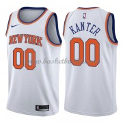 New York Knicks NBA Basketball Drakter 2018 Enes Kanter 0# Association Edition..