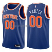 New York Knicks NBA Basketball Drakter 2018 Enes Kanter 0# Icon Edition..
