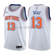 New York Knicks NBA Basketball Drakter 2018 Joakim Noah 13# Statement Edition..