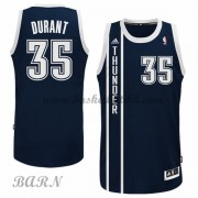 Barn Basketball Drakter Oklahoma City Thunder 2015-16 Kevin Durant 35# Blue Alternate..