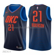 Barn Basketball Drakter Oklahoma City Thunder 2018 Andre Roberson 21# Statement Edition Swingman..