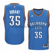 Oklahoma City Thunder NBA Basketball Drakter 2015-16 Kevin Durant 35# Road Drakt..