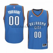 Oklahoma City Thunder NBA Basketball Drakter 2015-16 Road Drakt..