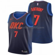 Oklahoma City Thunder NBA Basketball Drakter 2018 Carmelo Anthony 7# Statement Edition..
