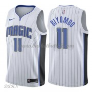 Barn Basketball Drakter Orlando Magic 2018 Bismack Biyombo 11# Association Edition Swingman..