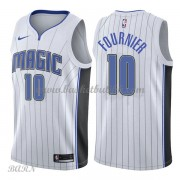 Barn Basketball Drakter Orlando Magic 2018 Evan Fournier 10# Association Edition Swingman..