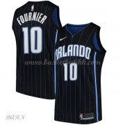 Barn Basketball Drakter Orlando Magic 2018 Evan Fournier 10# Statement Edition Swingman..