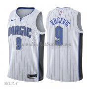 Barn Basketball Drakter Orlando Magic 2018 Nikola Vucevic 9# Association Edition Swingman..