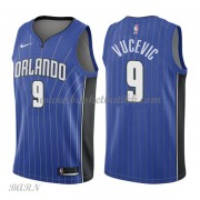 Barn Basketball Drakter Orlando Magic 2018 Nikola Vucevic 9# Icon Edition Swingman..