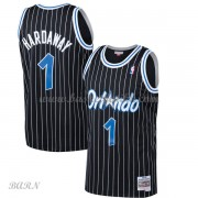Barn Basketball Drakter Orlando Magic Kids 1994-95 Penny Hardaway 1# Black Hardwood Classics Swingma..