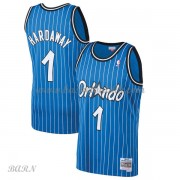 Barn Basketball Drakter Orlando Magic Kids 1994-95 Penny Hardaway 1# Blue Hardwood Classics Swingman..