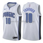 Orlando Magic NBA Basketball Drakter 2018 Evan Fournier 10# Association Edition..