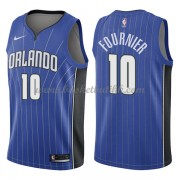 Orlando Magic NBA Basketball Drakter 2018 Evan Fournier 10# Icon Edition..