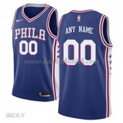 Barn Basketball Drakter Philadelphia 76ers 2018 Icon Edition Swingman..