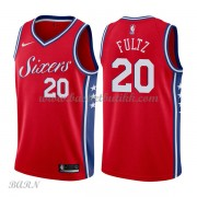 Barn Basketball Drakter Philadelphia 76ers 2018 Markelle Fultz 20# Statement Edition Swingman..
