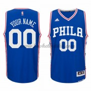 Philadelphia 76ers NBA Basketball Drakter 2015-16 Road Drakt..