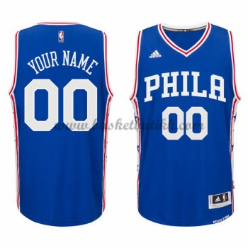 Philadelphia 76ers NBA Basketball Drakter 2015-16 Road Drakt