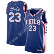 Philadelphia 76ers NBA Basketball Drakter 2019-20 Jimmy Butler 23# Icon Edition Swingman Drakt..