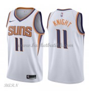 Barn Basketball Drakter Phoenix Suns 2018 Brandon Knight 11# Association Edition Swingman..