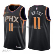 Barn Basketball Drakter Phoenix Suns 2018 Brandon Knight 11# Statement Edition Swingman..