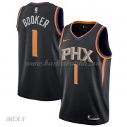 Barn Basketball Drakter Phoenix Suns 2018 Devin Booker 1# Statement Edition Swingman..