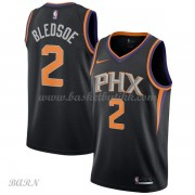 Barn Basketball Drakter Phoenix Suns 2018 Eric Bledsoe 2# Statement Edition Swingman..