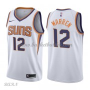 Barn Basketball Drakter Phoenix Suns 2018 T.J. Warren 12# Association Edition Swingman..