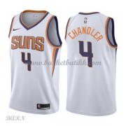 Barn Basketball Drakter Phoenix Suns 2018 Tyson Chandler 4# Association Edition Swingman..