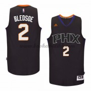 Phoenix Suns NBA Basketball Drakter 2015-16 Eric Bledsoe 2# Black Alternate Drakt..